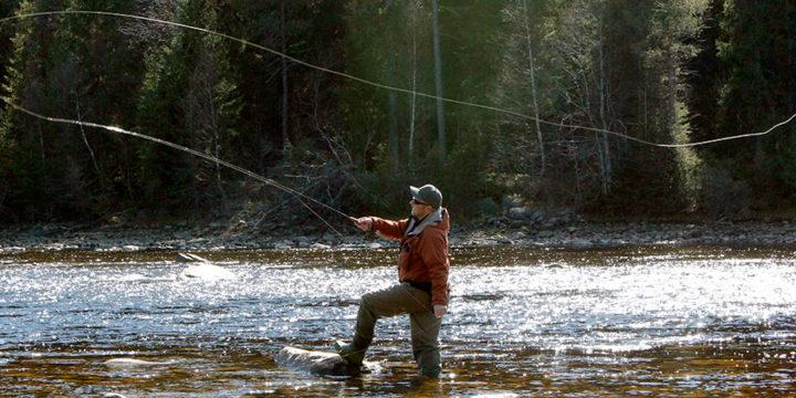 Långåfisket pratar fiske i Härjedalen
