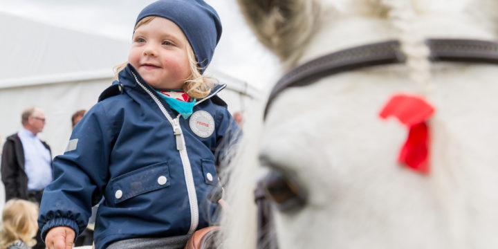 Barnens Game Fair- med djuren i fokus
